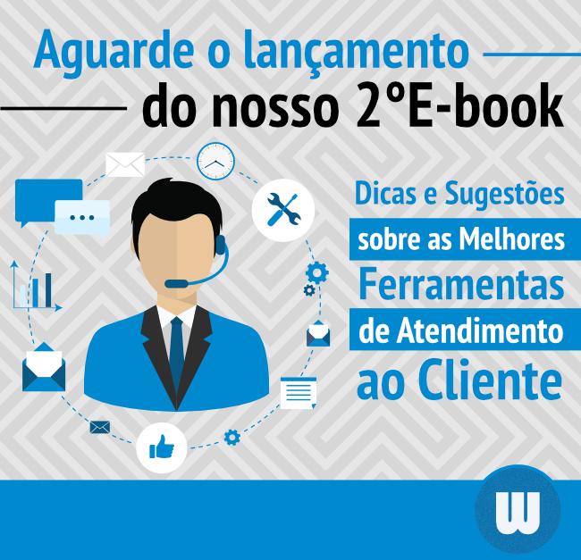Lançamento do nosso 2° E-book!