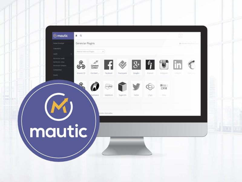 Automação de Marketing – Mautic